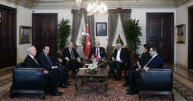 İzleme Heyeti'ne 7 bölgeden 7 başkan