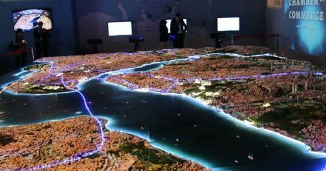 Kanal İstanbul dünya prömiyerinde