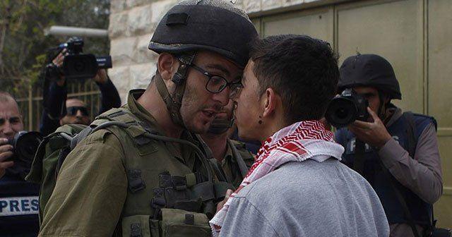 Kudüs'te 'Toprak Günü' yürüyüşüne müdahale