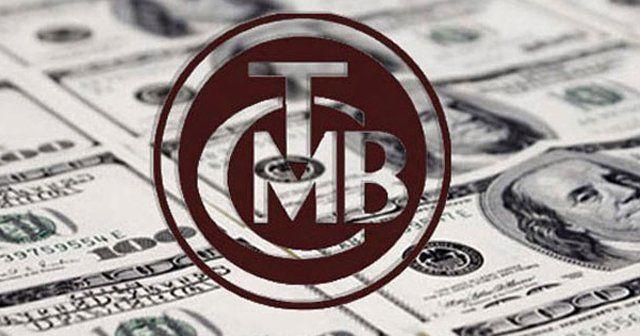 Merkez Bankası'nın toplam rezervleri arttı