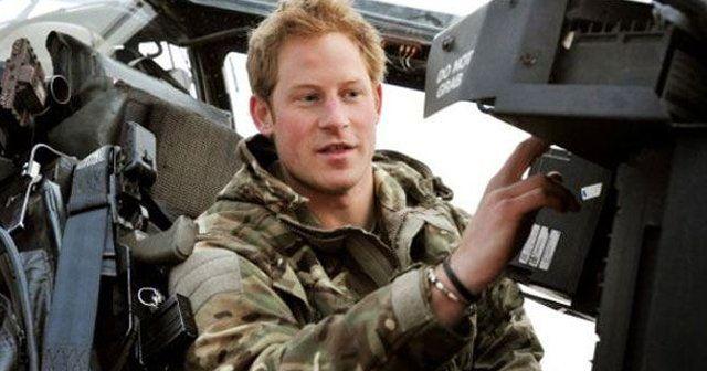 Prens Harry ordudan ayrılıyor