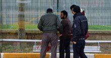 AK Parti İl Başkanlığı karşısında şüpheli çanta paniği