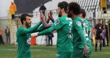 Akhisar'dan Karabük'e gol yağmuru