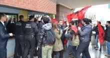 Anadolu Üniversitesi'nde öğrenci ve özel güvenlik gerginliği
