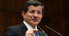 Başbakan Davutoğlu, 'Kriz akbabaları çıktı'