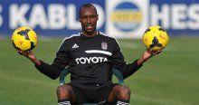 Beşiktaş'a bir kötü haber de Atiba'dan