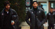Beşiktaş Belçika'ya uçtu