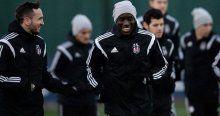 Beşiktaş, Club Brugge maçına hazır