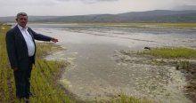 Bursa'da 8 bin dönüm arazi sular altında kaldı