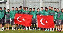 Bursaspor'da 3 eksik
