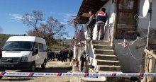 Cinnet geçiren kadın çocuklarını vurdu, 1 ölü, 1 yaralı