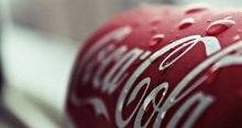 Coca Cola ışıkları kapatıyor