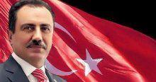 Davutoğlu'ndan Muhsin Yazıcıoğlu mesajı