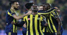 Derbiyi son anda Fenerbahçe 1-0 kazandı