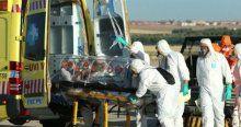 Ebola Liberya'da ortaya çıktı
