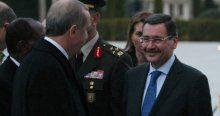 Erdoğan ve Gökçek gerginliğin ardından ilk kez yan yana
