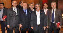 Fatih Terim'den 'Futbol Buluşmaları' toplantısı