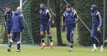 Fenerbahçe, derbi maçı hazırlıklarına başladı
