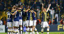 Fenerbahçe Galatasaray'ı 1-0 mağlup etti