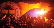 Fenerbahçe'ye tesislerde coşkulu karşılama
