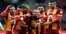 Galatasaray deplasmanda çıkış arıyor