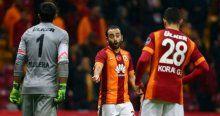 Galatasaray evinde Başakşehir'e puan kaybetti