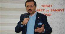 Hisarcıklıoğlu'ndan dolar açıklaması