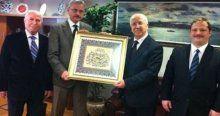 İhlas Vakfı'ndan İstanbul Vakıflar Bölge Müdürlüğü'ne hayırlı olsun ziyareti