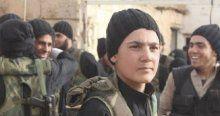 IŞİD çocuk militanların fotoğraflarını paylaştı
