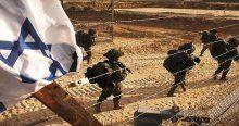 İsrail ordusu Gazze sınırında tatbikat başlattı
