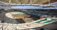 İşte Timsah Arena'dan taraftarları heyecanlandıracak kareler