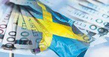 İsveç Merkez Bankası faizleri sıfırın altına çekti
