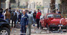 Kahire'de patlama, 1 ölü, 9 yaralı