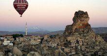 Kapadokya'yı iki ayda 209 bin turist ziyaret etti