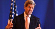 Kerry, 'İhtilafta olduğumuz noktalar var'