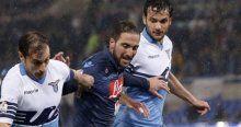 Lazio Napoli maçında puanlar paylaşıldı!
