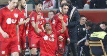Leverkusen, Stuttgart'a gol oldu yağdı