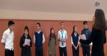 Liseli gençler 23 dilde konser verilecek
