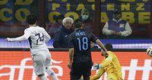 Mancini evinde Fiorentina'ya kaybetti