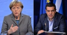 Merkel ve Çipras arasında kritik görüşme