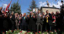 Muhsin Yazıcıoğlu vefatının 6. yılında dualarla anıldı