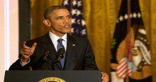 Obama açıkladı, 'İsrail için tek yol iki devletli çözüm'