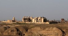 Saddam'ın mezarı yerle bir edildi