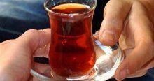 Şekerin ilacı üç fincan çay