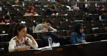 Sınava giren adayların yüzde kaçı barajı geçti