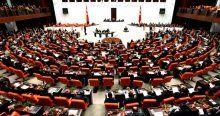 Torba Yasa tasarısı kabul edildi