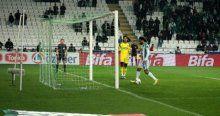 Torku Konyaspor Kasımpaşa'ya teşekkür etti