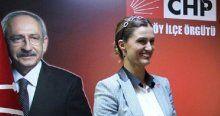 Tuğba Özay seçilmeyince CHP'lilere gönül koydu