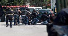 Tunus'ta müzeye baskın, 8 ölü