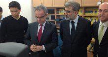 Türkmenistan büyükelçisi merkeze alındı!